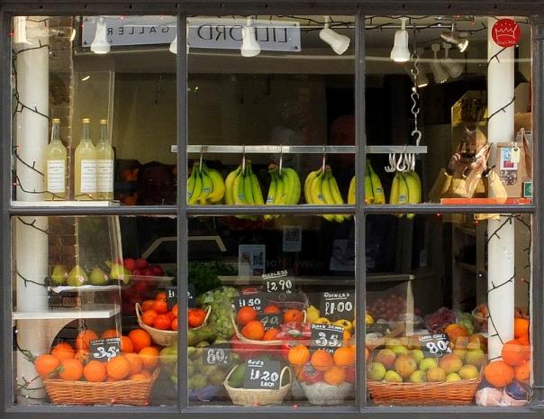 Frutas y verduras,