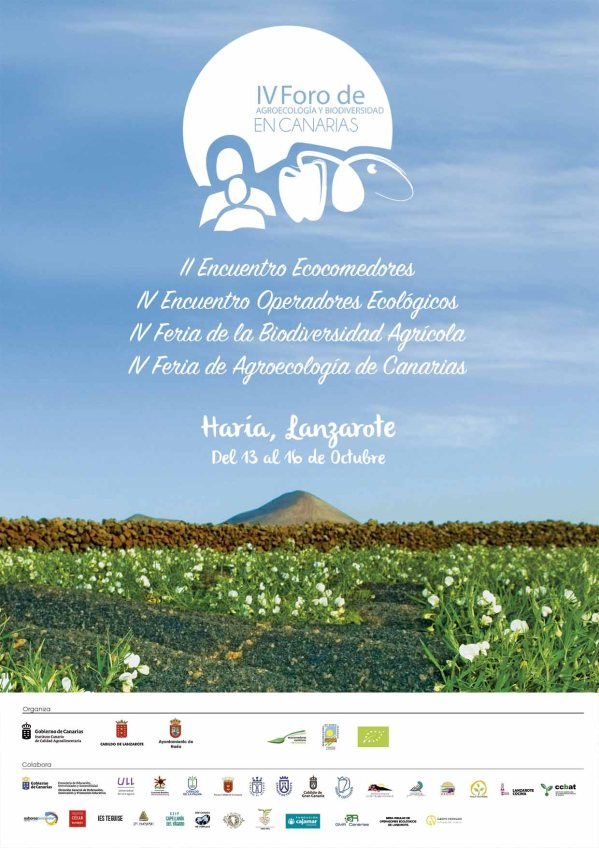 cartel_iv_foro_agroecologia_y_biodiversidad_en_canarias