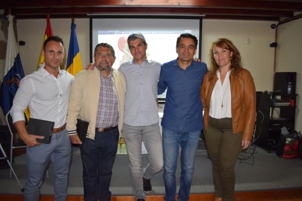 Jornada salud San Miguel de Abona 8 abril 2017 - Félix Morales Benito Maceira
