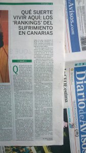 Qué suerte vivir aquí Concísate sufrimiento Canarias ranking