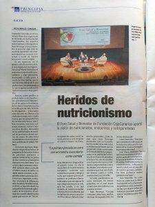 Nutricionismo Félix Morales Concísate Diario de Avisos Juan Revenga Principia1