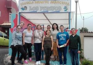 Enraizados El Tanque Cabildo Tenerife salud consumo Concísate Félix Morales