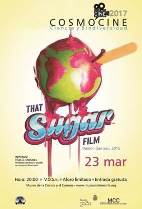 That sugar film Museo Ciencia Tenerife Félix Morales Concísate ciencia salud consumo