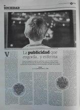 publicidad tv infancia salud Félix A, Morales Concísate El Día