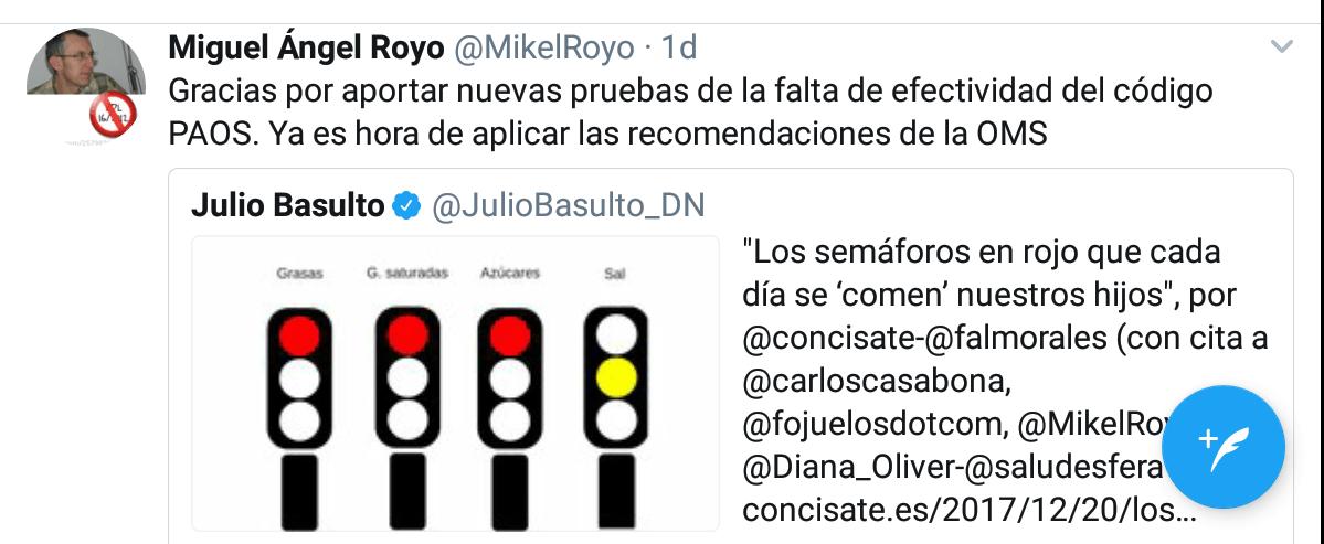 Royo-Bordonada - investigación - publicidad alimentación tv España Félix Morales Concísate