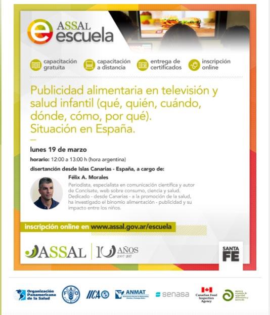 Conferencia Félix A. Morales web ASSAL