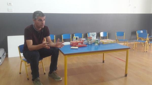 foto Félix Enraizados Esc Inf Guía Isora 31-5-2018