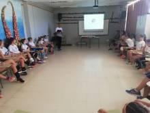 Félix Morales Concísate consumo salud Academia Voley Tenerife 3