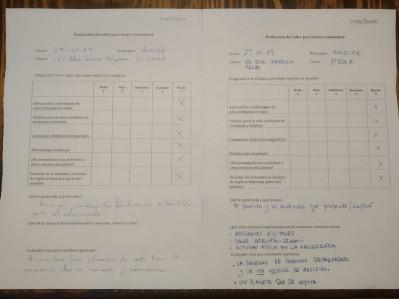 Evaluaciones 4